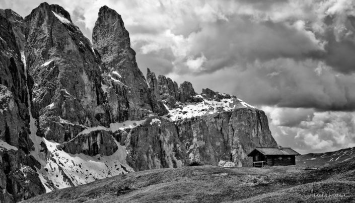 Dolomites of Val Gardena, Italy. © Adele M. Buttolph, © Adele M. Buttolph, © Adele Buttolph. adelembuttolphgallery, adelembuttolphphotography